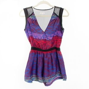 Silence + Noise Urban Outfitters Romper